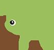 Kis méretű logo: Kézzel készített baba-mama kiegészítők, ajándékok - Baby Chameleon
