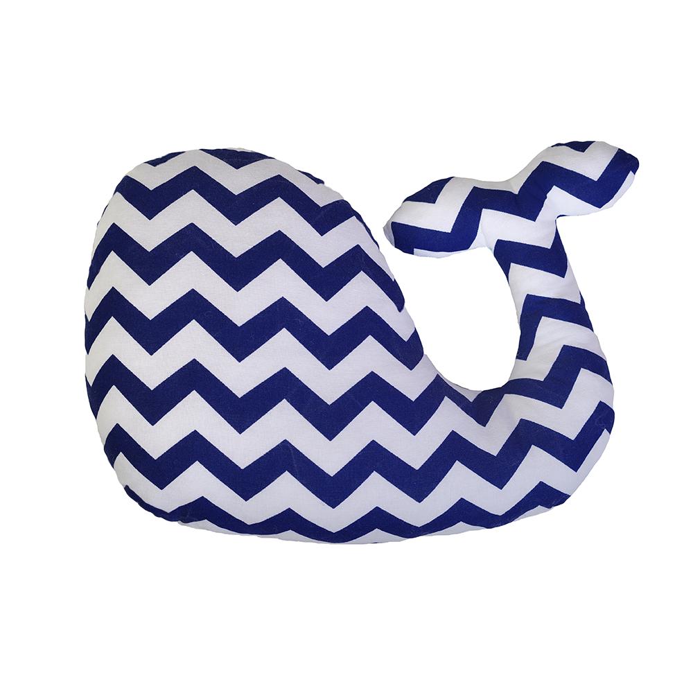 Forma párna - bálna - Kézzel készített baba-mama kiegészítők ... 18d7839054