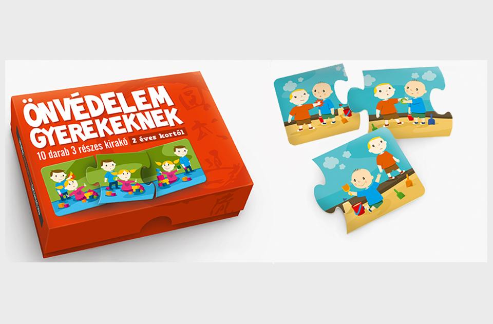 Önvédelmi kirakó hivatalos fotó - Kézzel készített baba-mama kiegészítők, ajándékok - Baby Chameleon