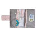 Pelenkatartó: csillagos és rózsaszínű - Kézzel készített baba-mama kiegészítők, ajándékok - Baby Chameleon