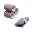Szoptatós karpárna: henger, pelenkatartó csukva - Kézzel készített baba-mama kiegészítők, ajándékok - Baby Chameleon